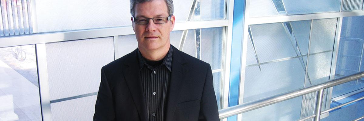 David Cory is from Calgary